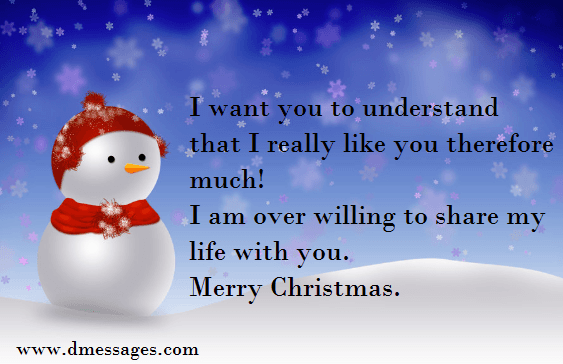 Christmas 2018 Wishes for Boyfriend