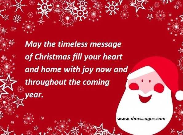 christmas messages catholic