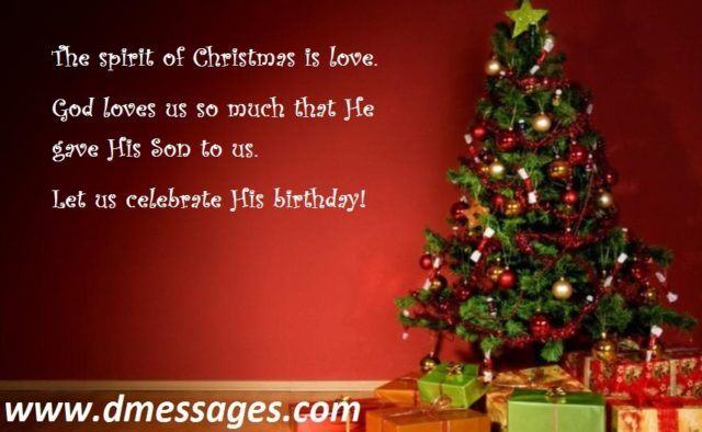 christmas emotional messages