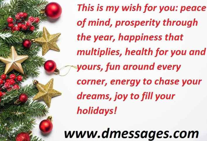 merry christmas wishes gift