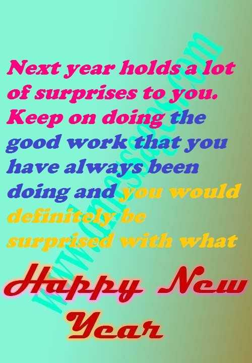 New year quotes about life