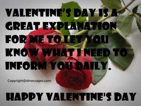 Attitude valentine status