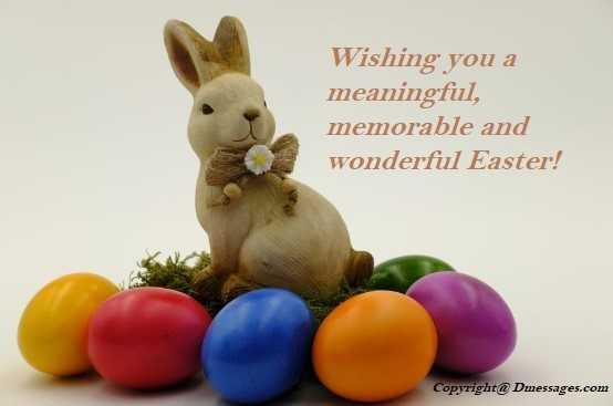 Easter egg messages