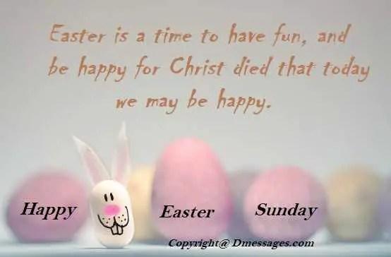 Easter gospel messages