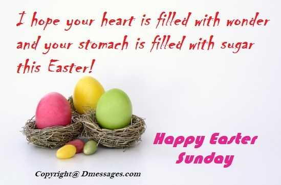 Easter messages for clients
