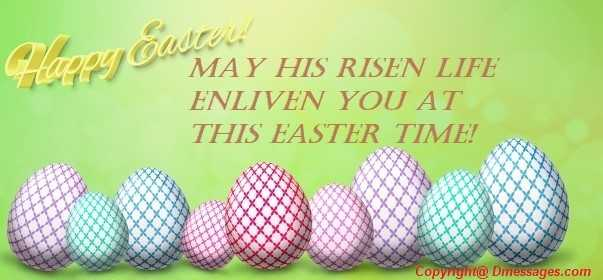 Easter messages non religious