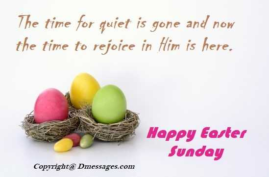 Easter picture messages