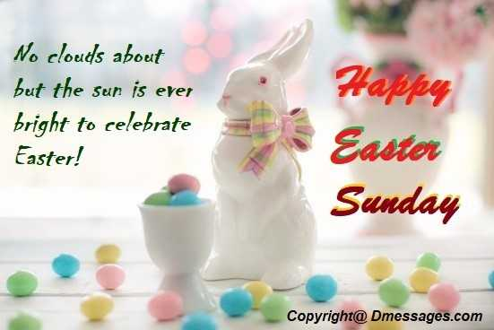 Happy easter jokes messages
