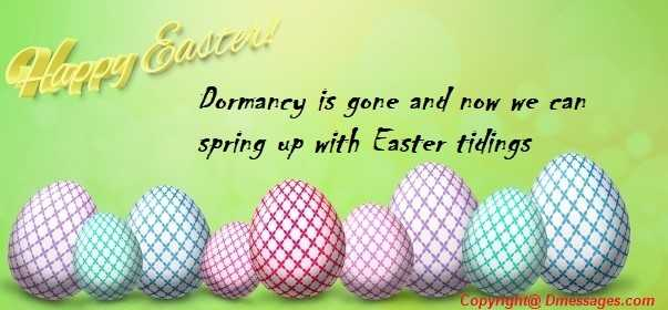 Religious easter messages for friends