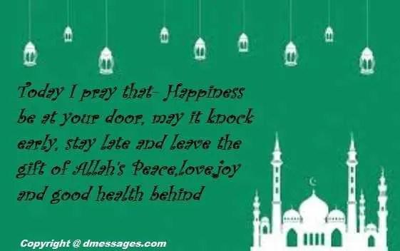 Happy Eid ul Fitr SMS - Eid ul Fitr SMS