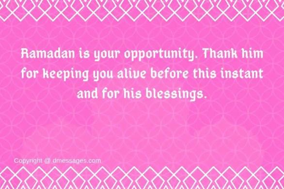 Ramadan kareem messages 2020-Short ramadan messages