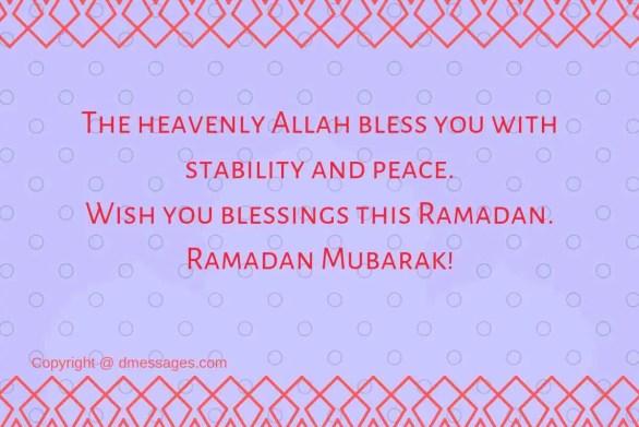 Ramadan kareem messages in arabic-Ramadan celebration messages