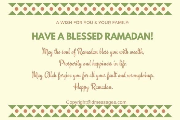 can people text during ramadan