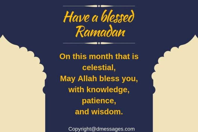 greetings of ramadan mubarak