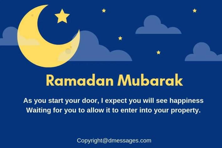 ramadan greetings words in arabic