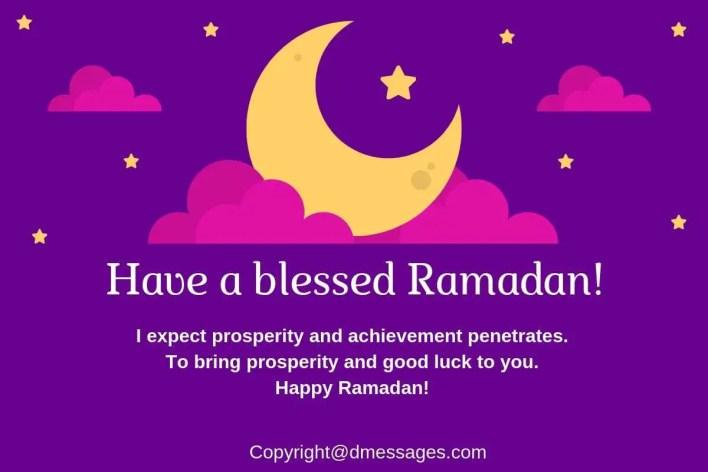 ramadan kareem greeting text
