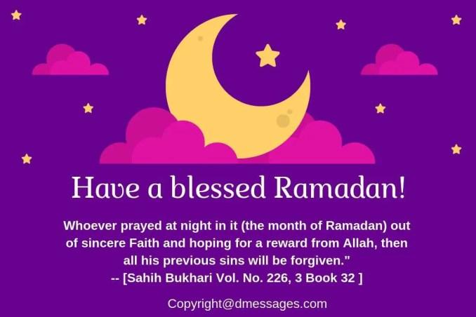 ramadan kareem greetings in urdu