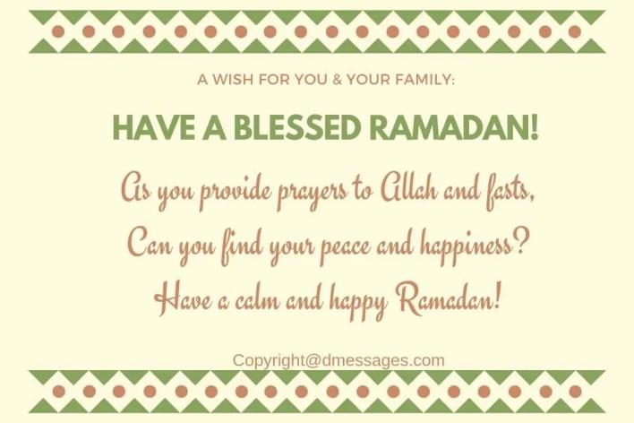 ramadan wishes to friends