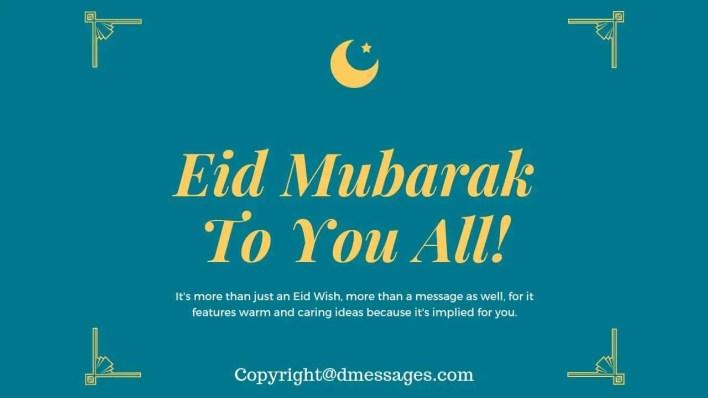 quote eid mubarak wishes