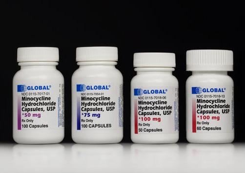minocycline-side-effects