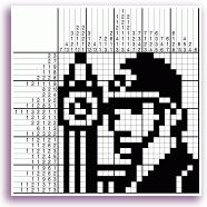 Pic-a-Pix puzzles solver