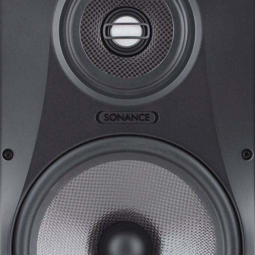 Sonance Visual Performance Large Rectangle Speaker, in the Miami / Fort Lauderdale area. Available at dmg Martinez Group.