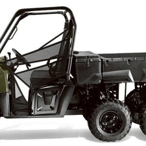DMG Drilling, vehículo 6x6 1 para sondeo en selva