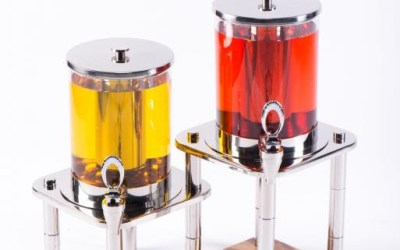Smart Beverage Dispensers: Economical to maintain & easy to clean!