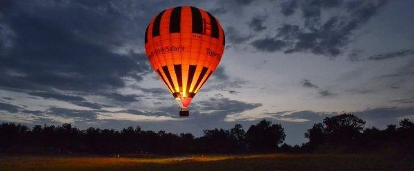hot air balloon # 87