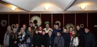 Свято Миколая в Музеї Михайла Грушевського у Львові