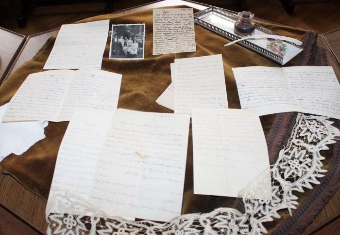 Виставка, присвячена 120-річчю від дня народження Катерини Грушевської
