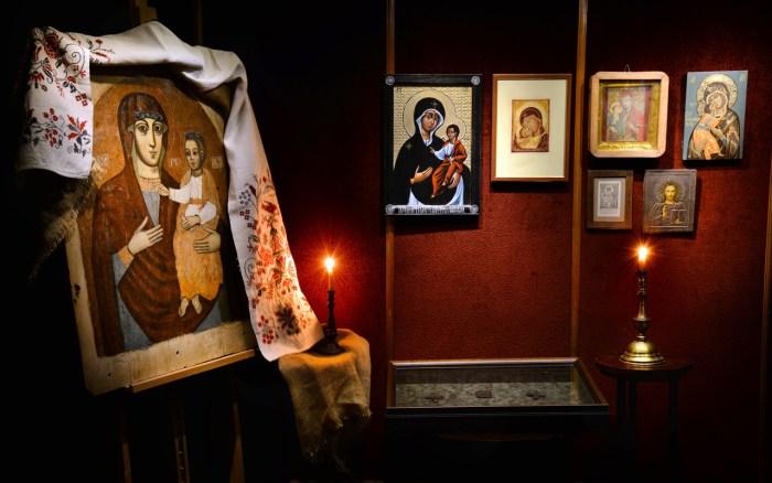 Виставка на вшанування пам'яті Михайла Грушевського