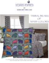 TRIBAL-BEARS-OF-MANY-COLORS