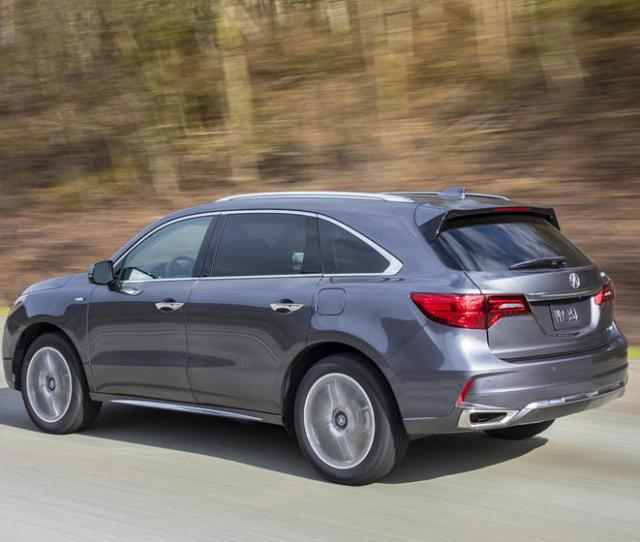 Speaking Of Which Acura Claims The  Mdx Sport Hybrid Achieves  Mpg City Highway Combined