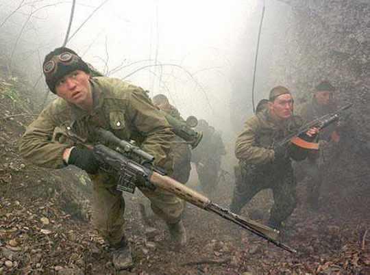 Тайны Чеченской войны