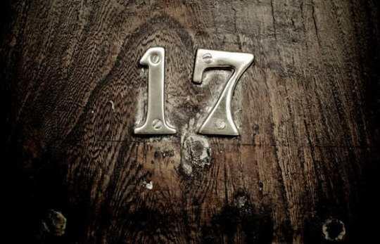 Несчастливое число 17 в Италии