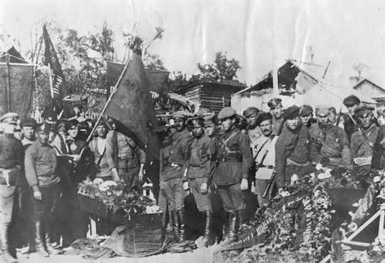 Сколько погибло в Гражданскую войну людей в России. Сумма ущерба