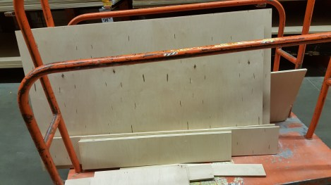 Birch Plywood Material