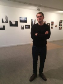Dmitry Litosh in the gallery