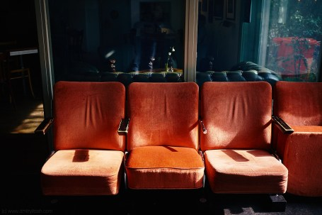 Kriterion armchairs