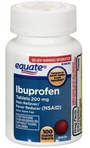 Ibuprofen triples risk of Stroke