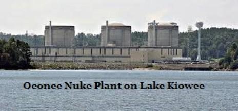 oconee nuke plant