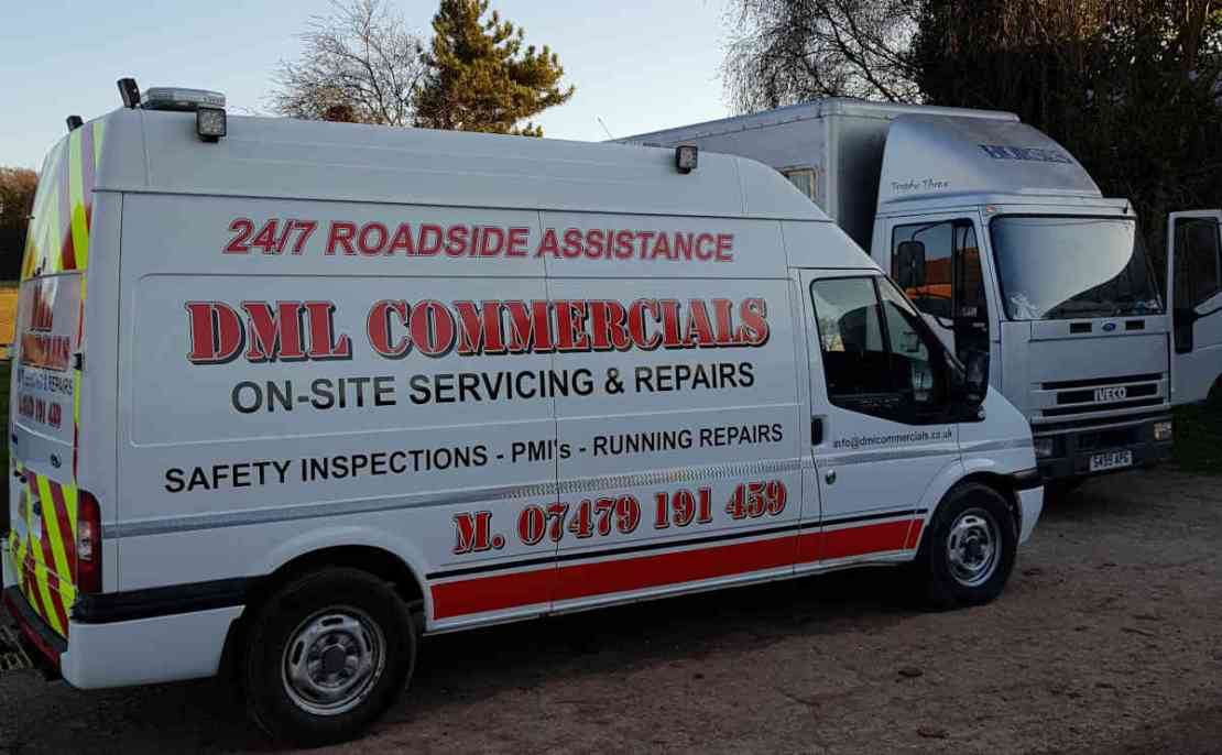 Horsebox repairs and regular inspections help to increase safety for you and your horse