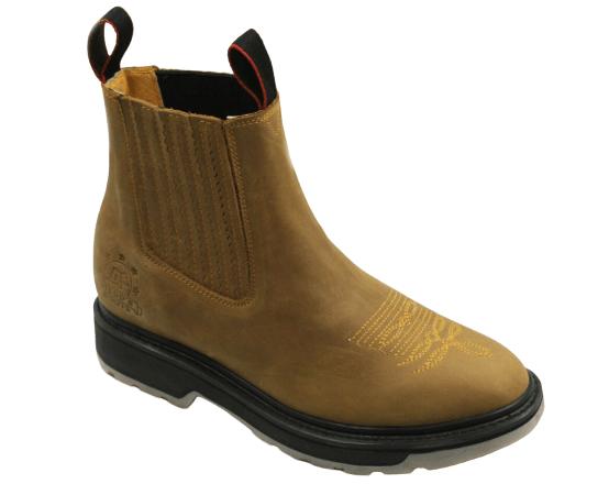 Men's Short Ankle Boots