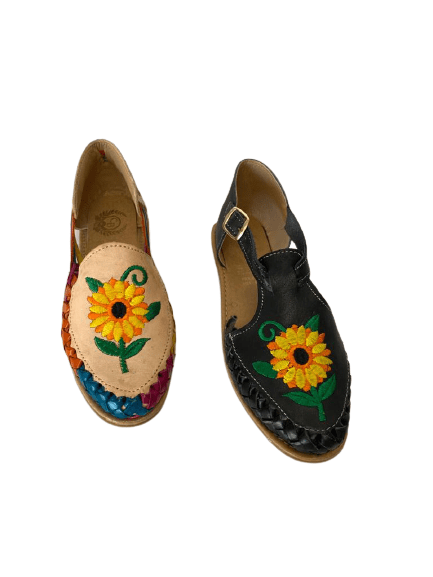 Women Mexican Leather Sandals