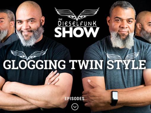 Dieselfunk Show Website