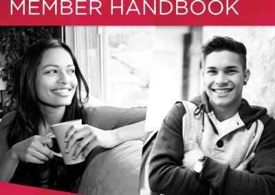 Member Handbook Covers
