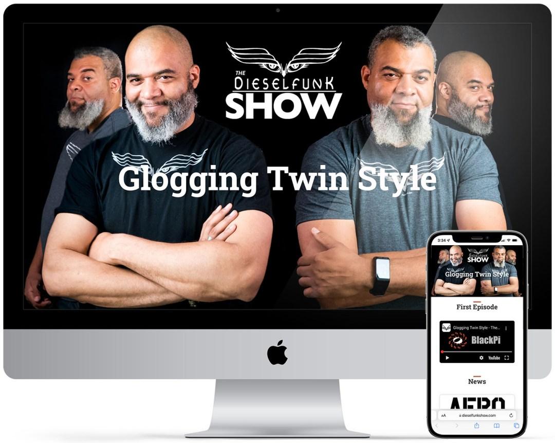 The Dieselfunk Show Website