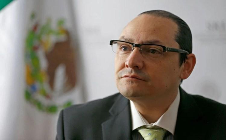 Francisco de la Torre Galindo, the Mexican consul general in Dallas. (Jae S. Lee/The Dallas Morning News)