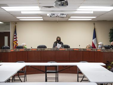 A Texas Education Agency investigation into Kemp schools is stalled in court after a judge granted the school district a temporary restraining order.